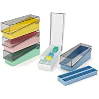 """Slide Box and Tray 3.25""""W x 9.5""""D x 3.25""""H"""