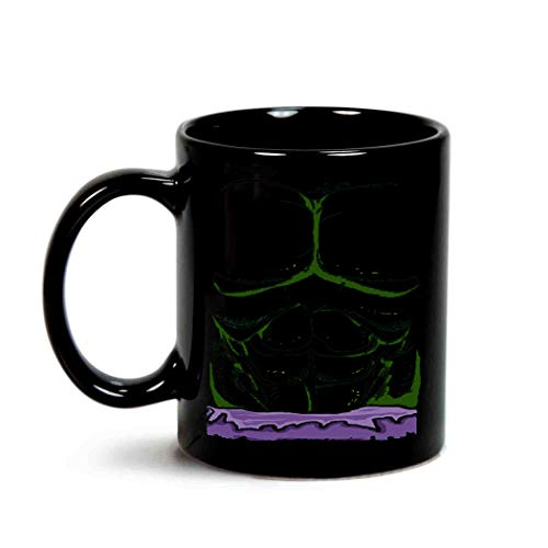 Marvel Incredible Hulk Halloween Costume Graphic 110z Mug]()