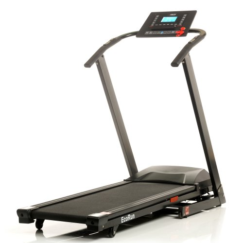 DKN Eco Run Treadmill - Black