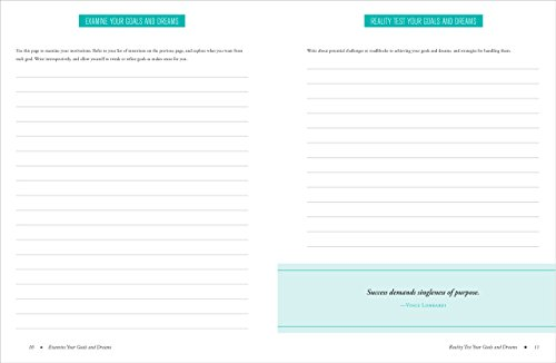 2016 – 2017 Live With Purpose Weekly Planner (17-Month Calendar, Goal Planner, Action Planner)