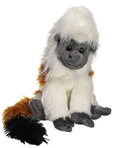 Wild Republic Ck Mini Cottontop Tamarin Plush