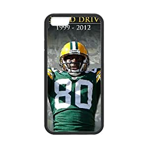 Green Bay Packers iPhone 6 4.7 Inch Cell Phone Case Black 218y3-216010