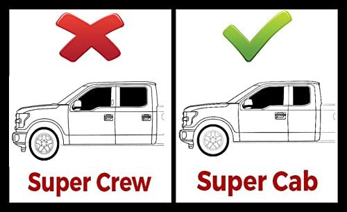 4 Door Super Crew 35/% - Front Kit Rtint Window Tint Kit for Ford F-150 2015-2018