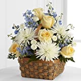 Heavenly Scented Basket - Fresh Flowers Hand Delivered in Albuquerque Area