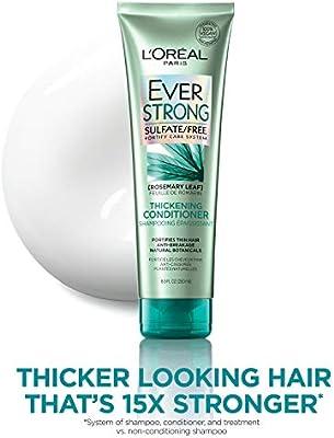 loreal shampoo stor flaska