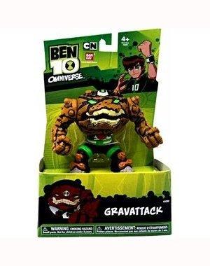 Ben 10 Gravattack by Ben 10
