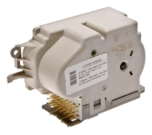 Whirlpool 8557301 Timer For Washer (Timers Whirlpool)