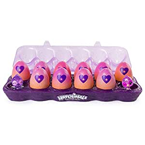 Hatchimals 12 Pack Egg Carton with Exclusive Season 4 Colleggtibles