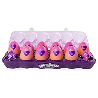 Hatchimals CollEGGtibles, 12 Pack Egg Carton with Exclusive Season 4 Hatchimals CollEGGtibles, for Ages 5 and Up (Styles and Colors May Vary) (B079S3SXHW) | Amazon price tracker / tracking, Amazon price history charts, Amazon price watches, Amazon price drop alerts