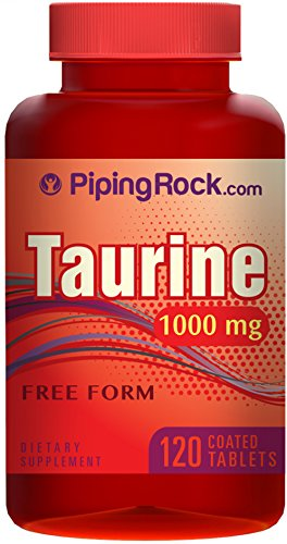 Taurine 1000 mg 120 Tablets