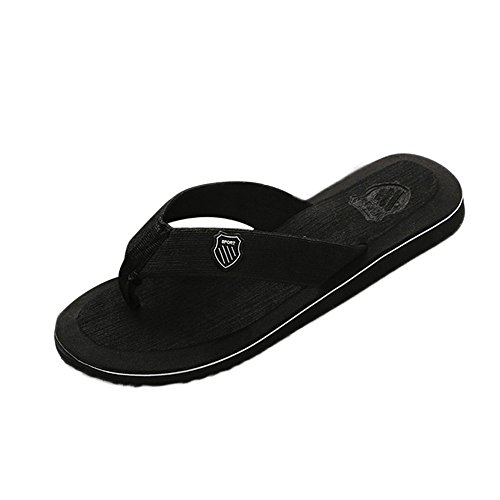 Highly Recommend Great Value Men's Summer Flip-Flops Slippers Beach Sandals Indoor&Outdoor Casual Shoes