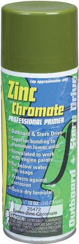 Moeller Zinc Phosphate Primer, Yellow 025801