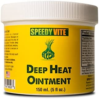 Natural SpeedyVite%C2%AE Ointment Organic Cayenne product image