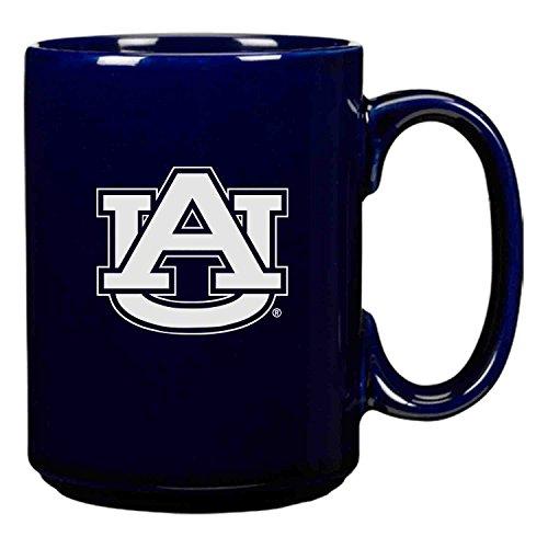(Auburn University-15 oz. Ceramic Mug-Blue)