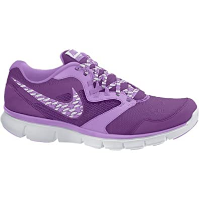 b351a012ebf NIKE Women s Flex Experience RN 3 MSL Running Shoes - Purple White ...