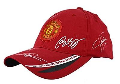 Manchester United Adjustable Cap Hat New Season