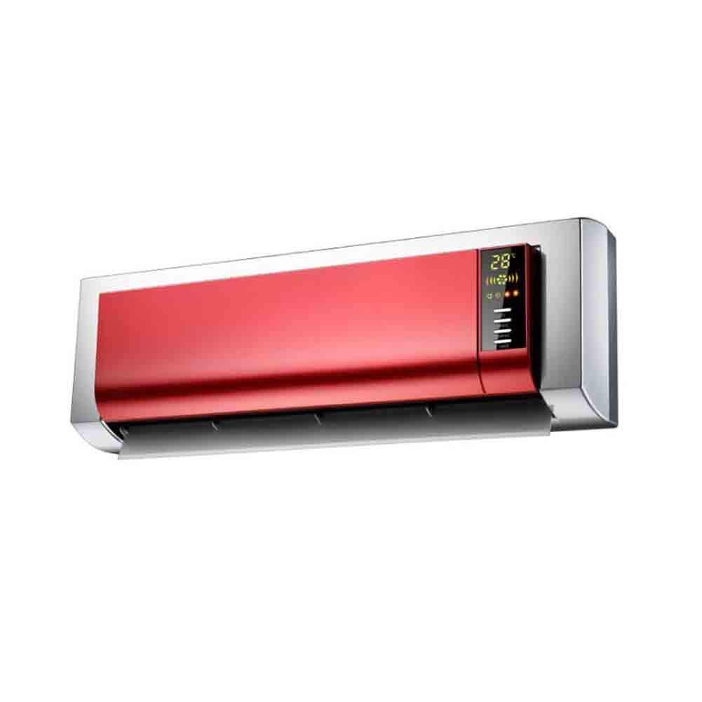 Acquisto Sunny 2000W KPT-2500 della Parete di Telecomando Riscaldatore Montato PTC Riscaldamento con 2 Impostazioni di Alimentazione, Rosso Prezzi offerte