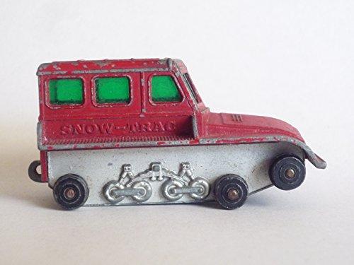 Lesney snow trac