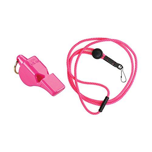 Pink Fox 40 Mini Safety whistle