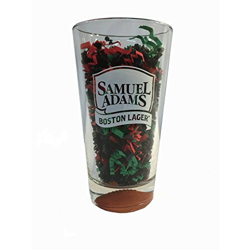 Sam Adams Limited Edition Football Perfect Pint Glass (Sam Football)