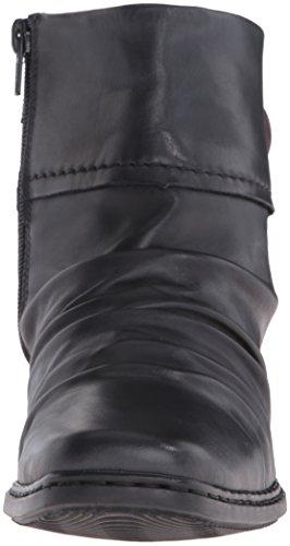 Rieker 74563 02 - Botas Mujer Negro (Schwarz/schwarz / 02)