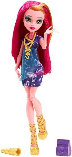 Monster High Monster High Freaky Field Trip Scary field trip Gigi Grant doll Doll (Monster High Gigi)