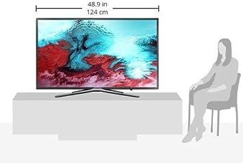 Samsung UE32K5579SUXZG - Televisor de 81,3 cm (32 Pulgadas) (resolución Full HD, Triple sintonizador y Smart TV), Negro: Amazon.es: Electrónica