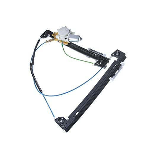 A-Premium Power Window Regulator with Motor for Mini Cooper 2002-2005 Front Left Driver Side (Motor Mini Cooper S)