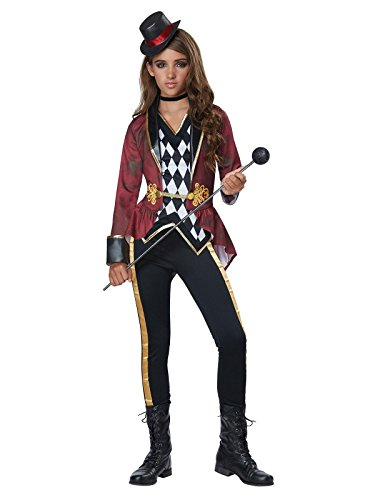 Ringmaster Girls Costume -