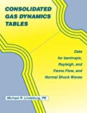 img - for Consolidated Gas Dynamics Tables by Michael R. Lindeburg (1988-12-02) book / textbook / text book