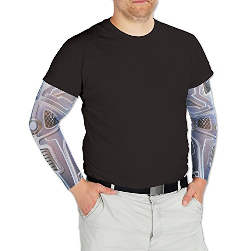 Beistle Robot Party Sleeves -