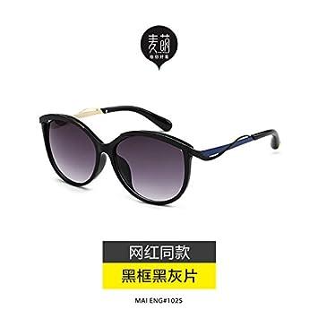 LLZTYJ Gafas De Sol/Gafas De Sol Mujer Gafas De Sol Grandes ...