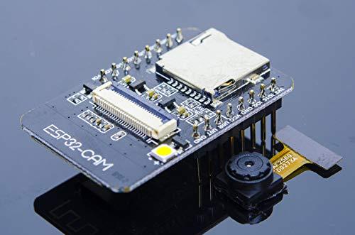 ACROBOTIC ESP32-CAM Development Board w/ OV2640 2MP Camera Module and SD  Card for Arduino ESP8266 Raspberry Pi ESP-32 ESP32