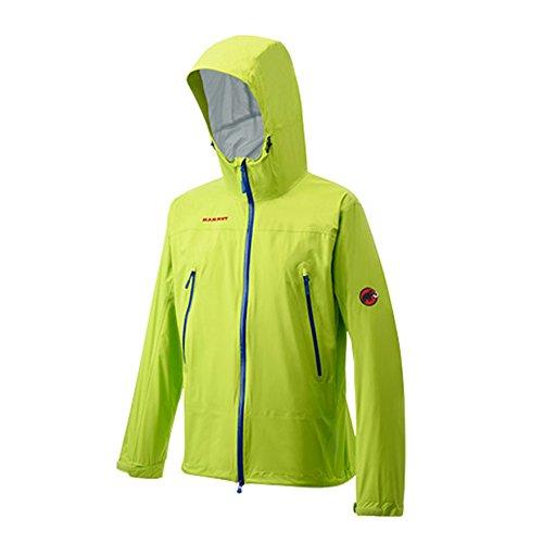 マムート  ドライテックコンパクトジャケット メンズ DRYtech COMPACT Jacket Men 1010-22300 4170 fern 防水 レインジャケット
