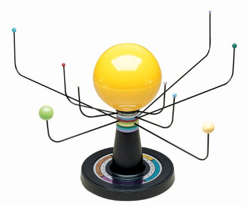 Hubbard Scientific Solar System Simulator Model, 18