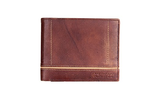 American Tourister Brown Men's Wallet (18W (0) 17 002)