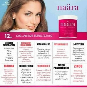 naära Beauty Drink es un complemento alimenticio Colágeno idrolizzato: Amazon.es: Belleza