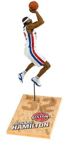 NBA Series 9 Richard Hamilton CHASE VARIANT Figure McFarlane Sports Picks