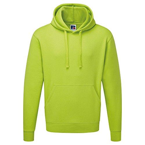 Sweatshirt Homme À Russell Capuche Citron Vert d1Oqdgnx