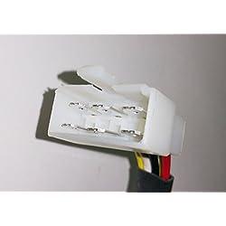 Voltage regulator replaces John Deere MIA881277 M8