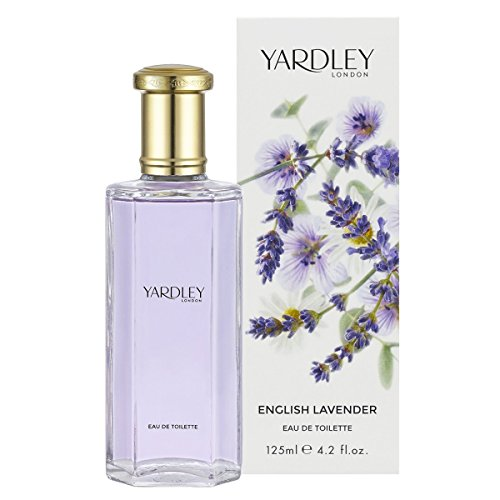 - Yardley Of London English Lavender Eau de Toilette Spray for Women, 4.2 Ounce