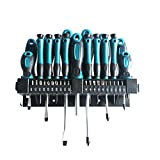 SJ-PT 37 PC Screwdriver Set with Storage Rack, Magnetic Screwdriver Driver Kit, Professional Repair Tool For Home