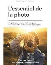L'essentiel de la photo: Un guide pour comprendre le triangle de l'exposition et les modes de votre appareil photo