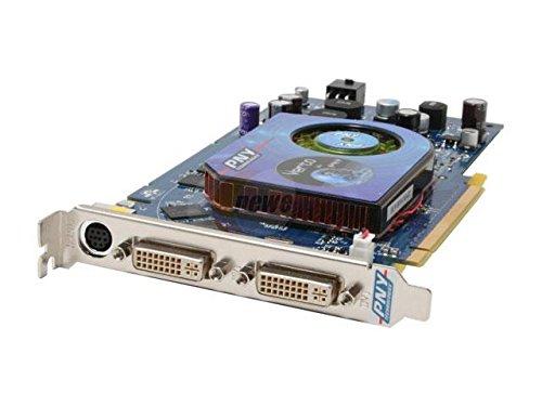PNY Nvidia GeForce 7950 GT 512MB GDDR3 PCI Express Graphics Card