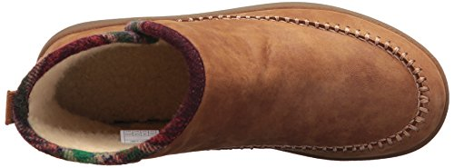 Tobacco Women's Vintage Rainbow Sanuk Lx Bootah Nice Bootie Ankle qSdCYwS