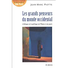 GRANDS PENSEURS DU MONDE OCCIDENTAL (LES) N.E.