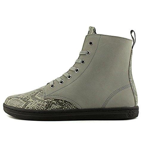 7 Grey Leyton Fashion Martens Boots Eye Light Dr Women's S1qvwqt