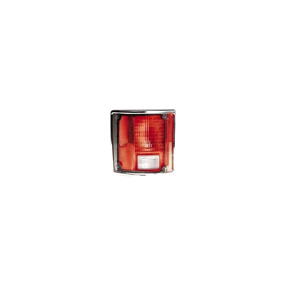 TAIL LIGHT chevy chevrolet FULL SIZE PICKUP fullsize 73 87 SUBURBAN 73 91 gmc BLAZER JIMMY lamp lh