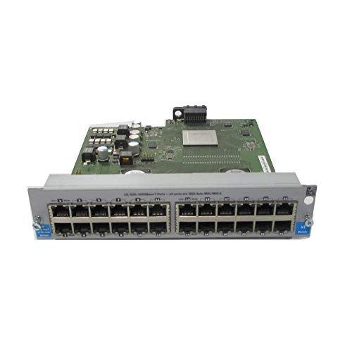 HP J8768A ProCurve vl 24-Port Module J8768-69001 J8768-6110?1