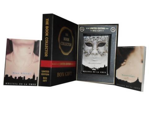 Melissa De La Cruz Collection 3 Books Set.